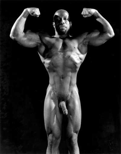 Uncut muscle
